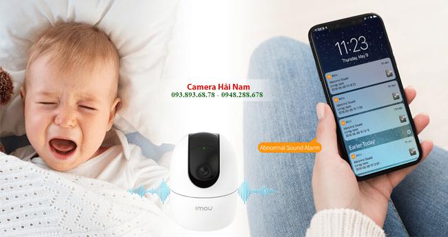 Camera IP Wifi IMOU Ranger 2 4MP Chính hãng, Giá rẻ tại Hải Nam
