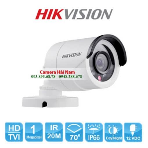 camera hdtvi hikvision c