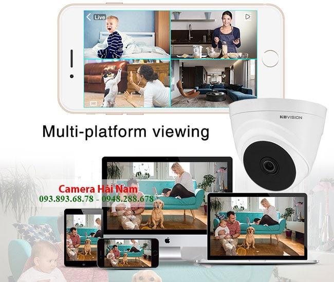 camera kbvision h 1