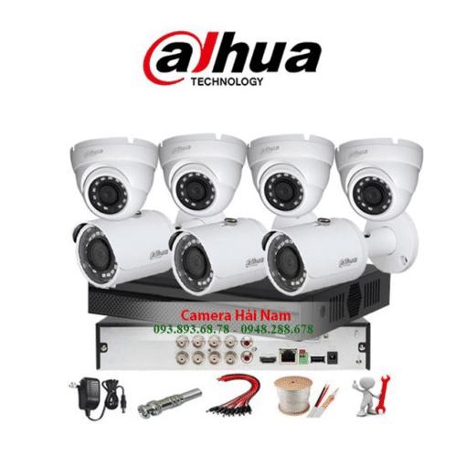 Trọn Bộ 7 Camera HDCVI Dahua 5MP Chính Hãng [Giảm 51%]
