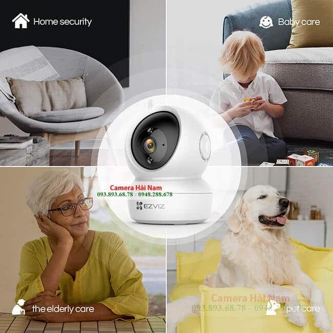 camera EZViz 2.0mp full hd 1080p 4