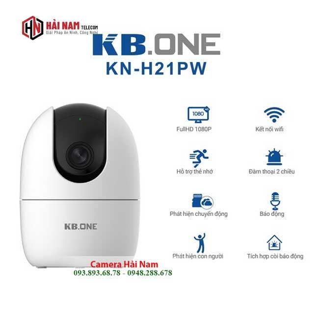 Camera KBONE KN-H21PW 2MP Chính Hãng, Giá Rẻ